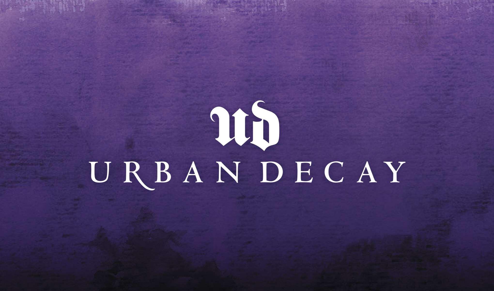 Промокод −17% на первый заказ в Urban Decay