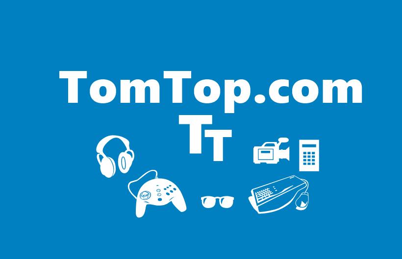 Промокод −5% на всё в TomTop