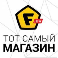 Промокод до −12% на все в F.ua